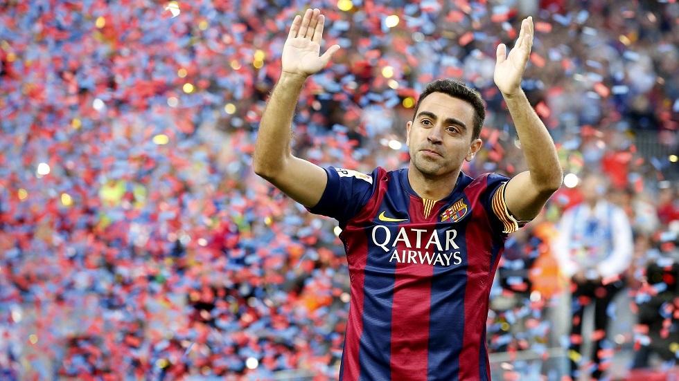 تشافي يحدد الوقت المناسب لتدريب برشلونة