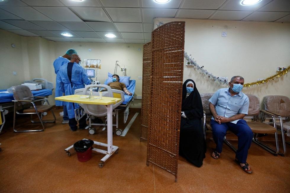 لأول مرة.. عدد المتعافين من كورونا في العراق يتجاوز المصابين