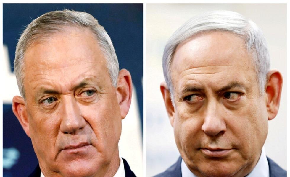 نتنياهو وغانتس على خلاف بشأن تحركات الضم في الضفة الغربية