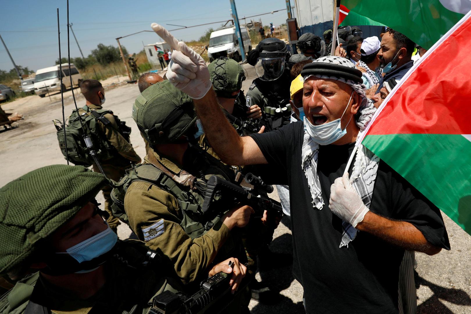 باحثة مصرية: 8 مخاطر تحدق بإسرائيل في حال إقدامها على ضم أراض فلسطينية