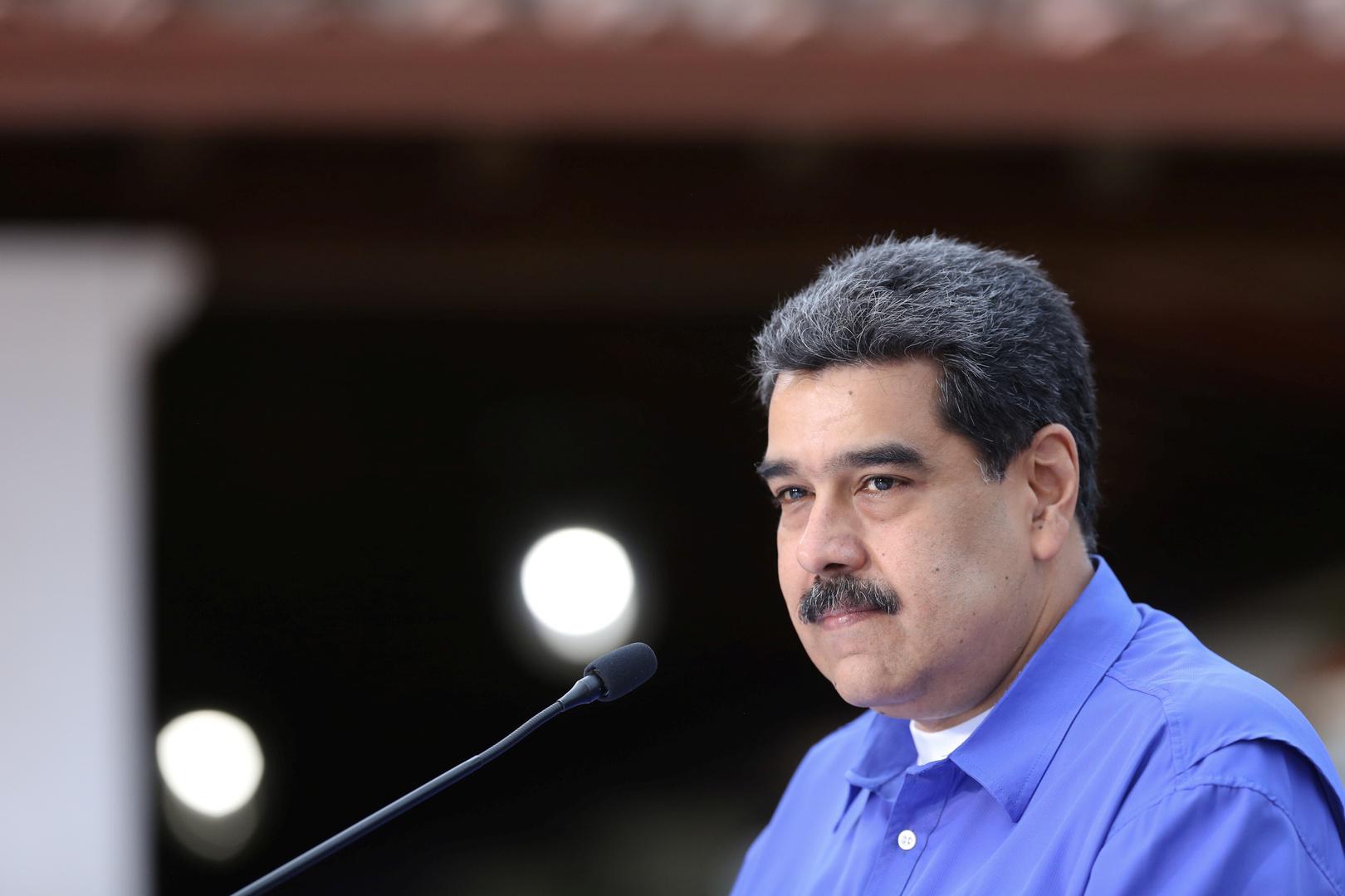 مادورو يطرد سفير الاتحاد الأوروبي في كاراكاس