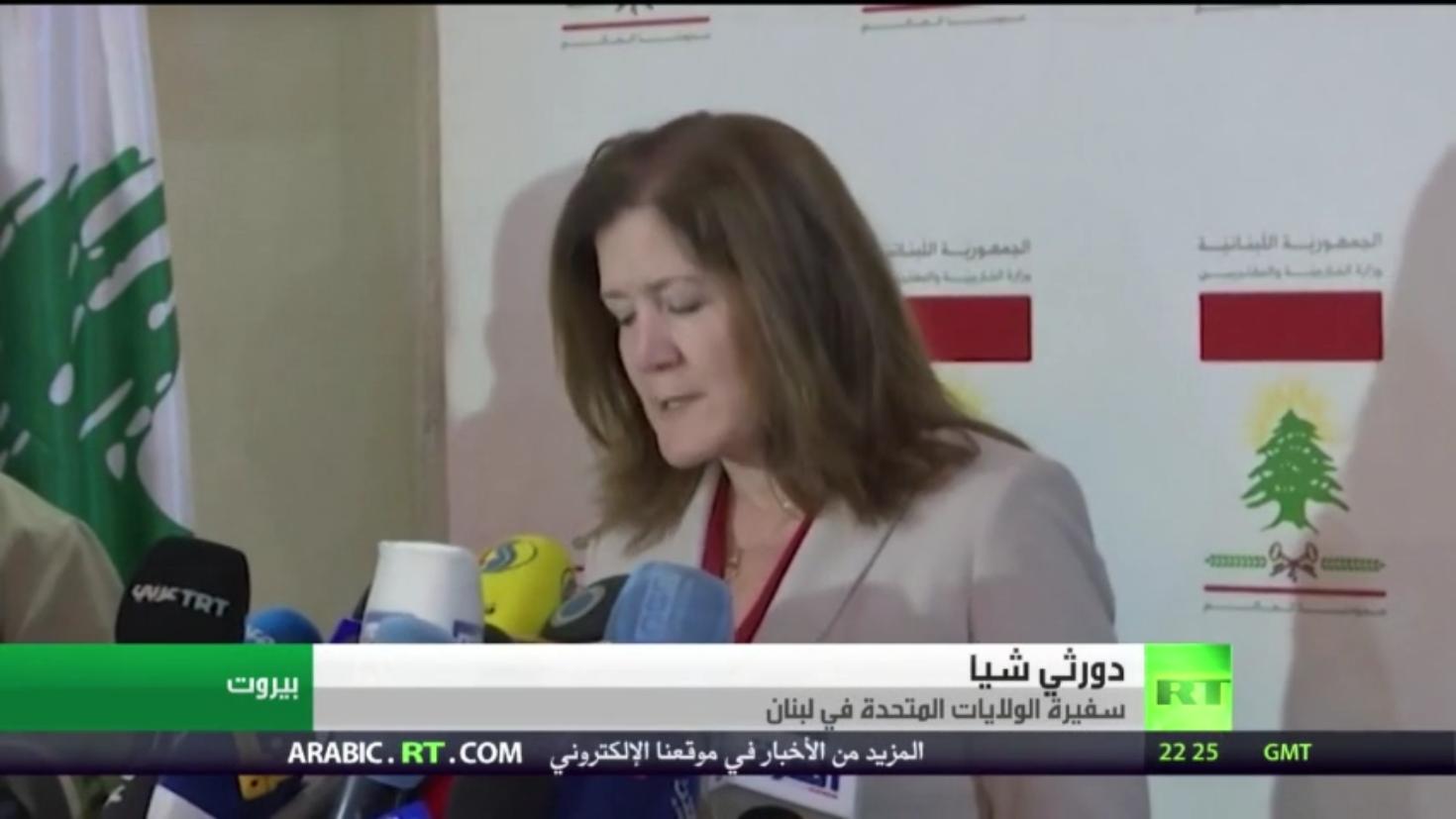 دورثي تطوي صفحة قرار القضاء اللبناني