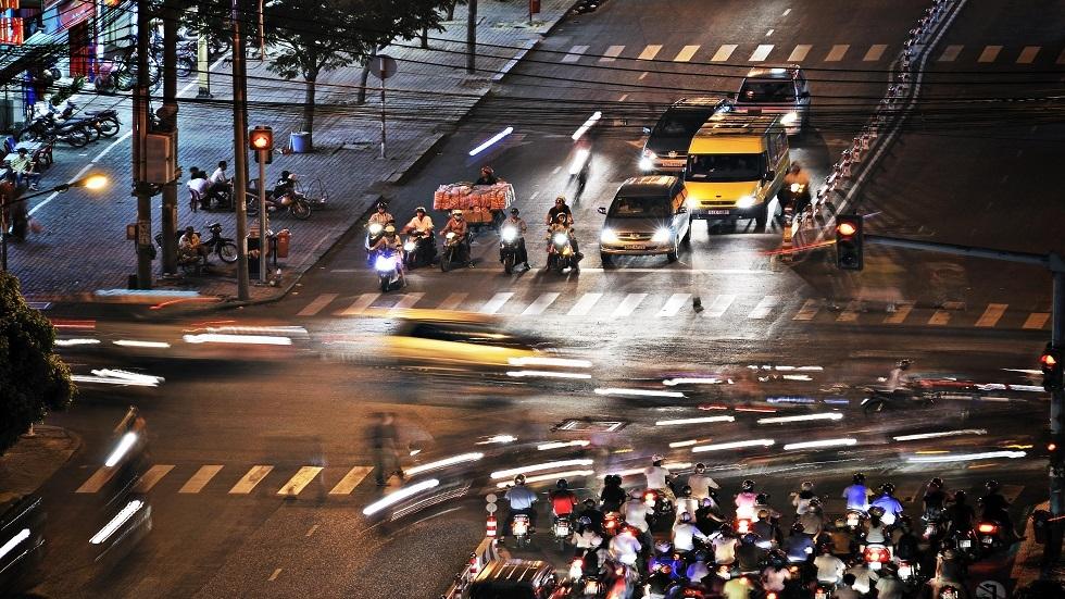 تقاطع الشوارع