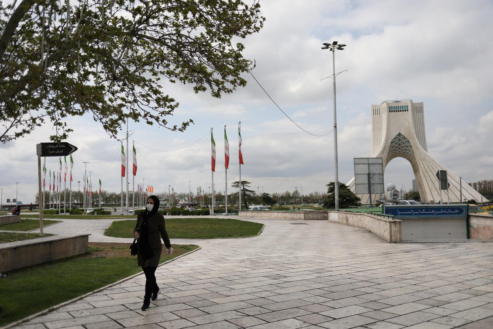 القضاء الإيراني يصدر حكما بالسجن 5 سنوات بحق مواطنة فرنسية