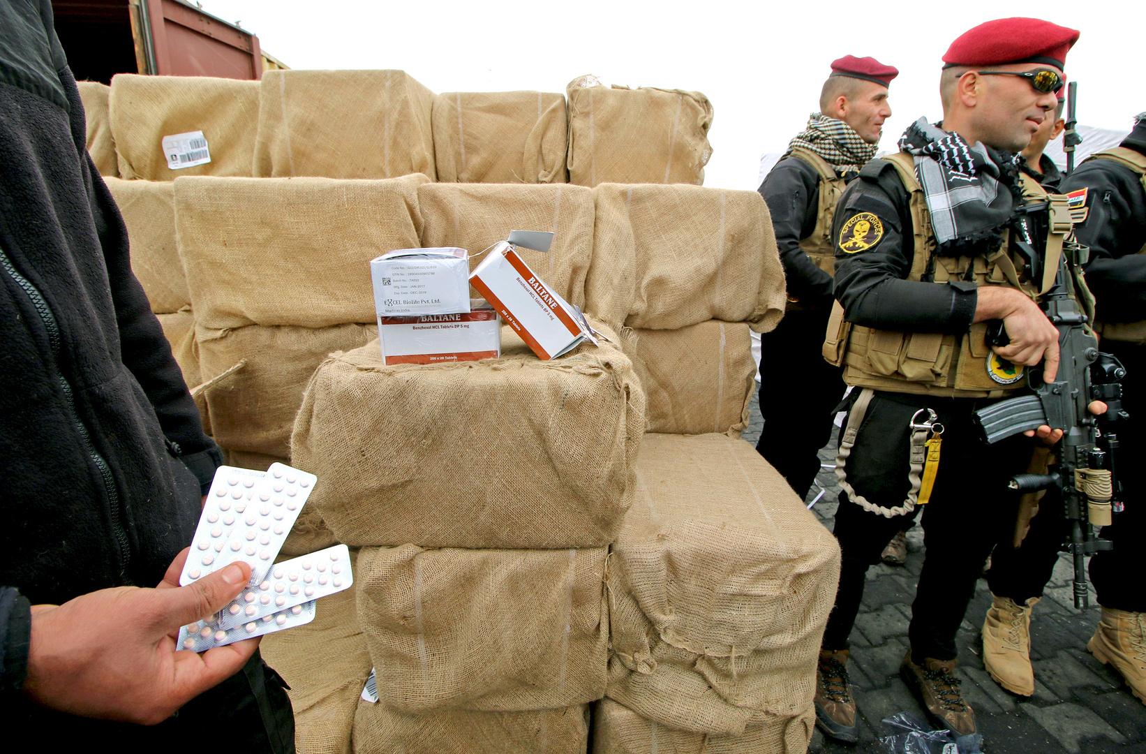 مع حظر التجوال.. المتاجرة بالمخدرات ترتفع في مدينة السُليمانية العراقية
