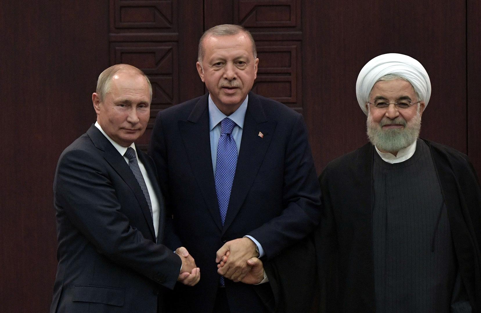 المبعوث الأمريكي: واشنطن تتواصل مع موسكو بشأن سوريا ولا تعتبر