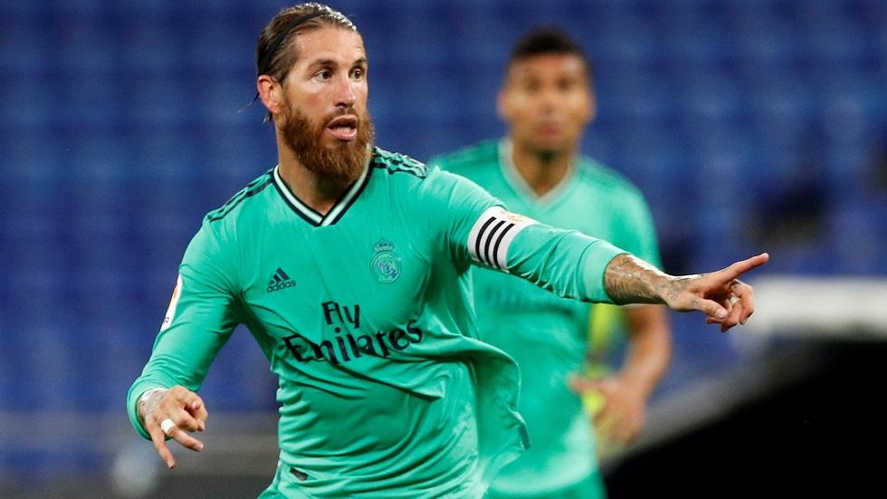 ريال مدريد يضع راموس أمام خيارين لتجديد عقده