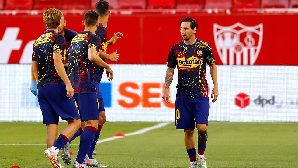 من أجل نيمار.. ميسي يضحي بثلاثي برشلونة