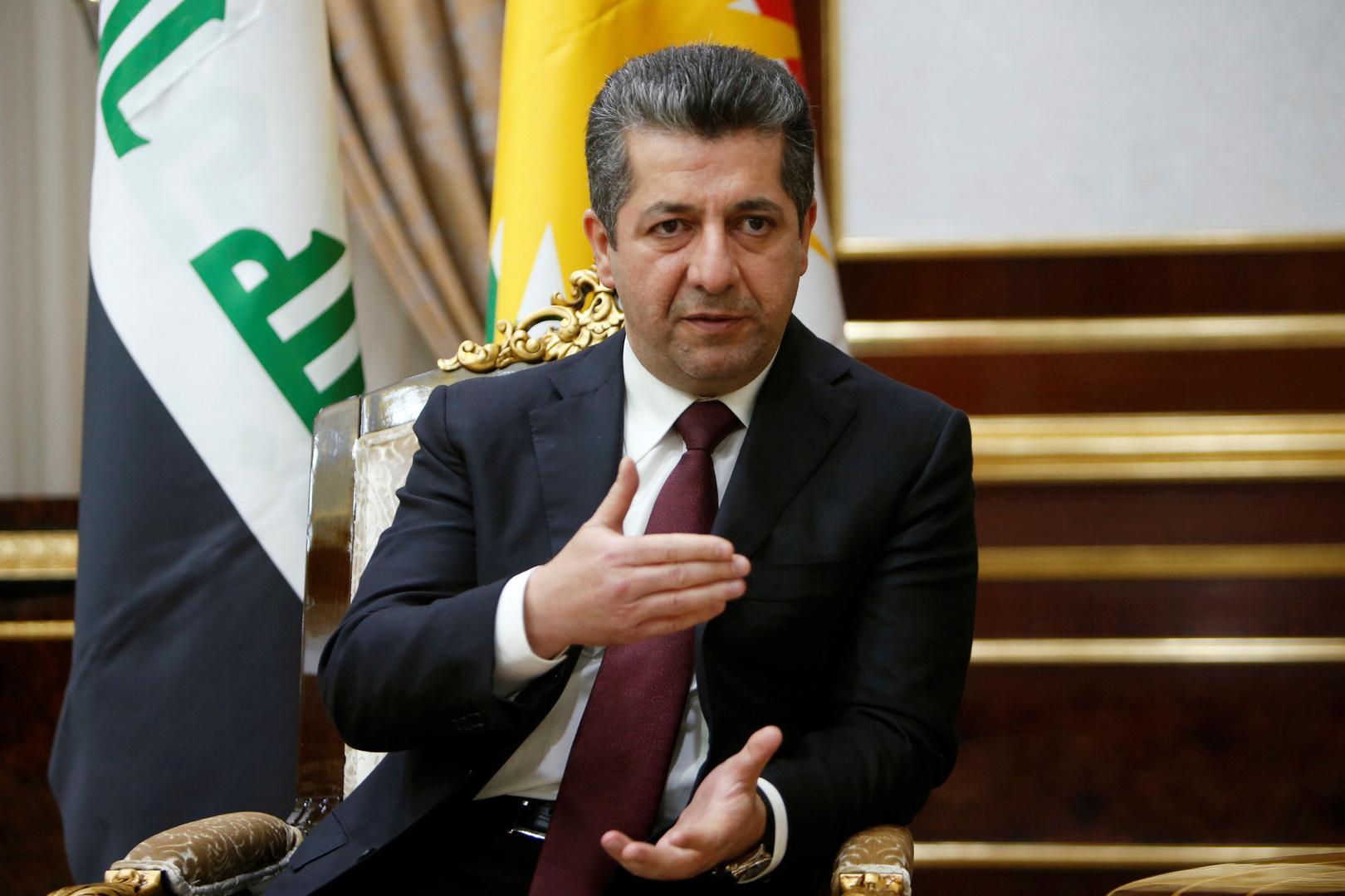 بارزاني عن المباحثات مع بغداد: لن نتنازل عن حقوقنا المشروعة