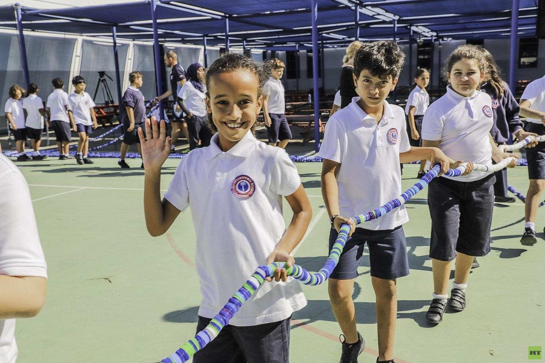 في مبادرة خيرية.. مدرسة في السعودية تدخل