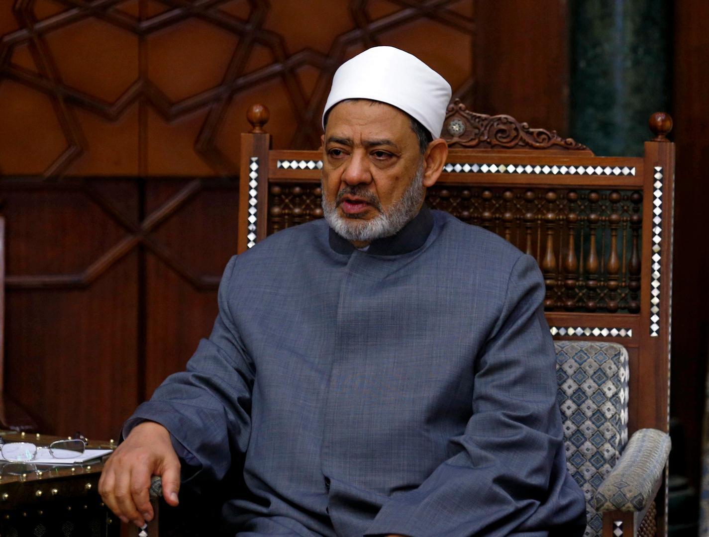 شيخ الأزهر: دفاع مصر عن حصتها في نهر النيل لا يجب التهاون فيه