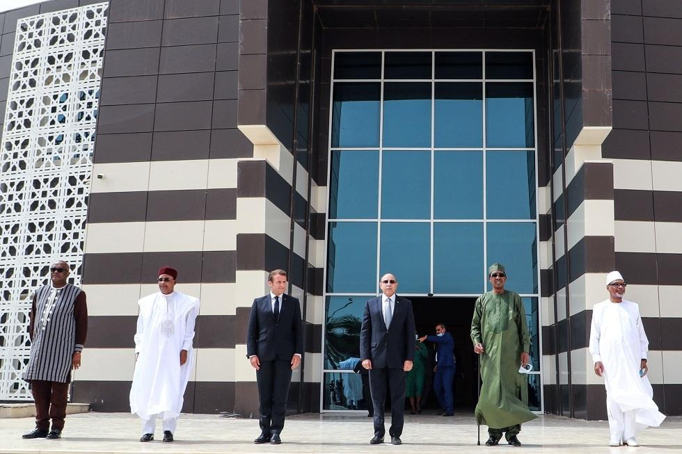 قمة في موريتانيا