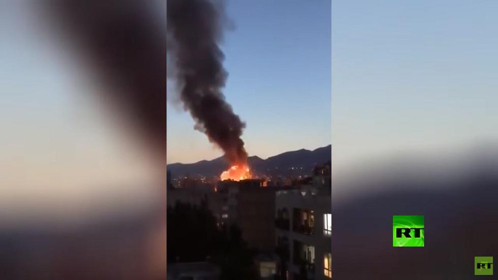 مصادر إعلامية: 13 قتيلا وعدة مصابين في انفجار بمنشأة طبية شمال طهران