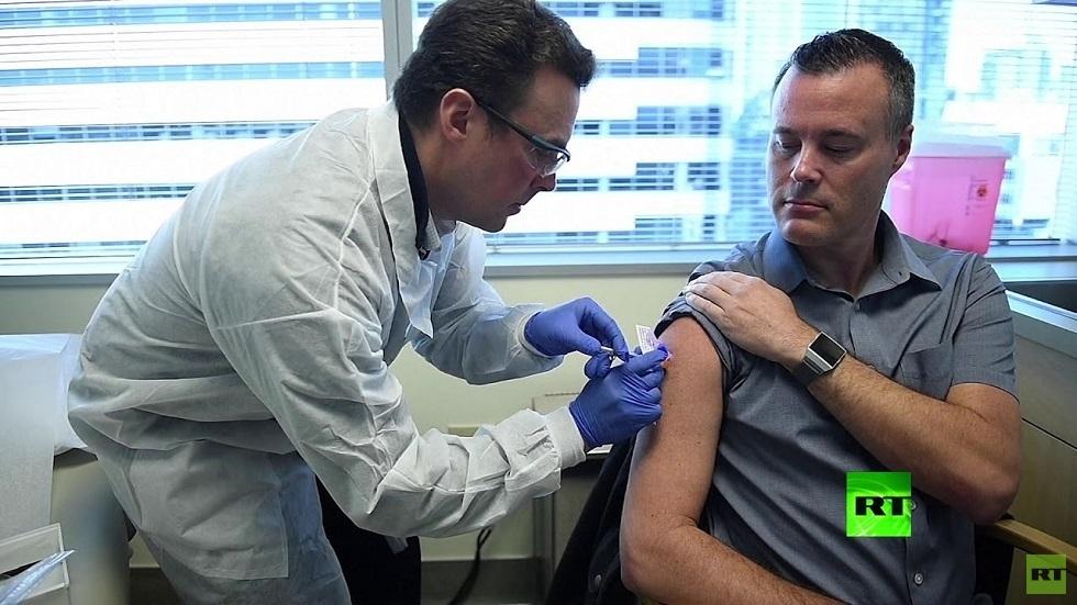 شركة تكشف عن نتائج مشجعة لاختبارات على لقاح أمريكي لعلاج كورونا