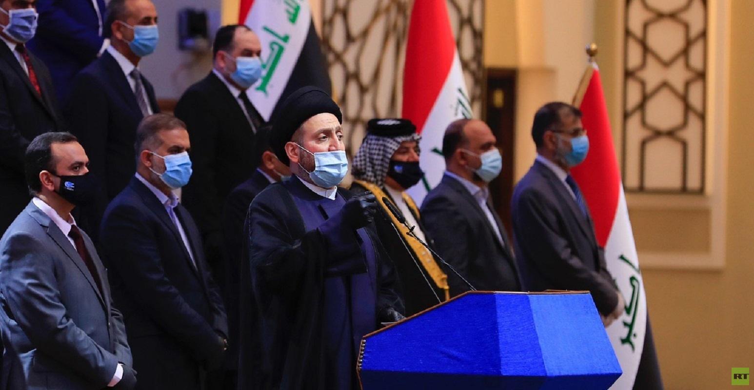 زعيم تيار الحكمة في العراق، عمار الحكيم ، يعلن تأسيس