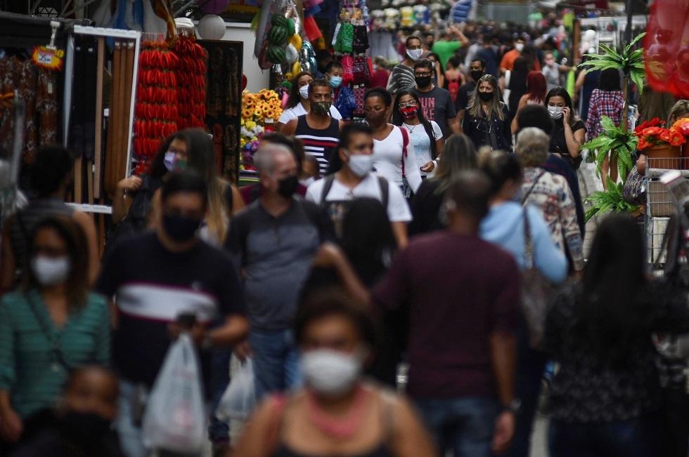 تدابير احترازية ضد كورونا في البرازيل