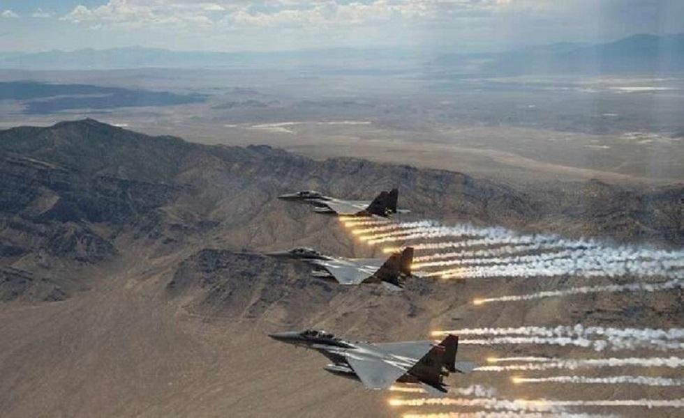 العراق.. التحالف الدولي ينفذ سلسلة ضربات جوية ضد