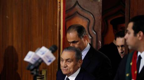 مصر.. علاء مبارك يعلق على مظاهرات أمريكا ويربطها بوالده الراحل