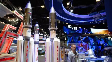 """مصادر: الدفاع الروسية تحجز 4 صواريخ فضائية ثقيلة من نوع """"أنغارا"""""""