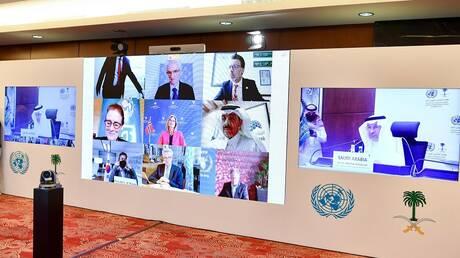 مؤتمر المانحين لدعم اليمن يجمع نصف التمويل المطلوب