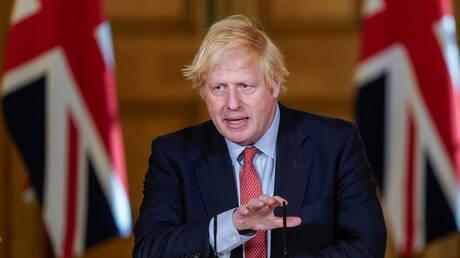 جونسون: بريطانيا لن تترك شعب هونغ كونغ إذا فرضت الصين قانون الأمن القومي