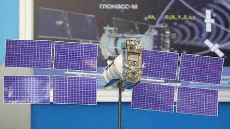 إخراج قمر صناعي مؤقتا من مجموعة الملاحة الفضائية الروسية