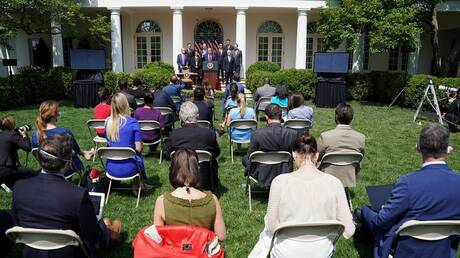 """محكمة أمريكية تبطل قرارا للبيت الأبيض ألغى اعتماد صحفي """"بلاي بوي"""""""
