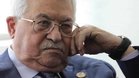 """عباس ينعى الأمين العام السابق لـ""""حركة الجهاد الإسلامي"""""""