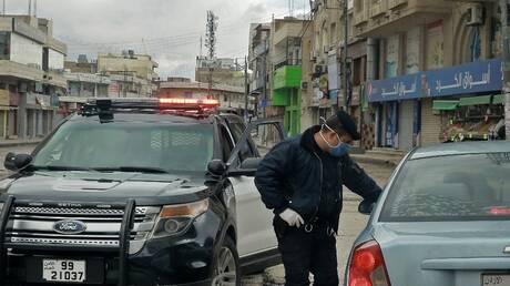 الأردن يعلن استمرار استخدام الصفارات للإنذار ببدء الحظر