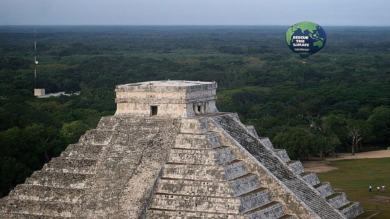 كشف أصل الأهرامات في المكسيك
