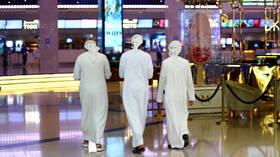الإمارات الأولى عربيا في مواجهة كورونا