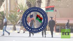 واشنطن ترحب بالجهود المصرية لدعم وقف إطلاق النار في ليبيا