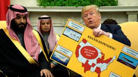 كتاب بولتون يكشف عن سبب مفاجئ وراء دفاع ترامب عن ولي عهد السعودية في قضية خاشقجي