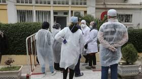 الجزائر تسجل رقما قياسيا جديدا في عدد الإصابات بكورونا