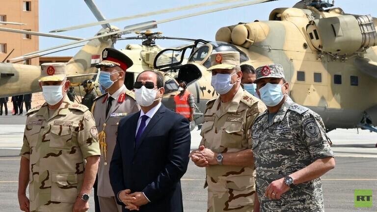 تدمير منظومات الدفاع الجوي التركية في ليبيا وعلاقته بالخط الأحمر الذي تحدث عنه السيسي