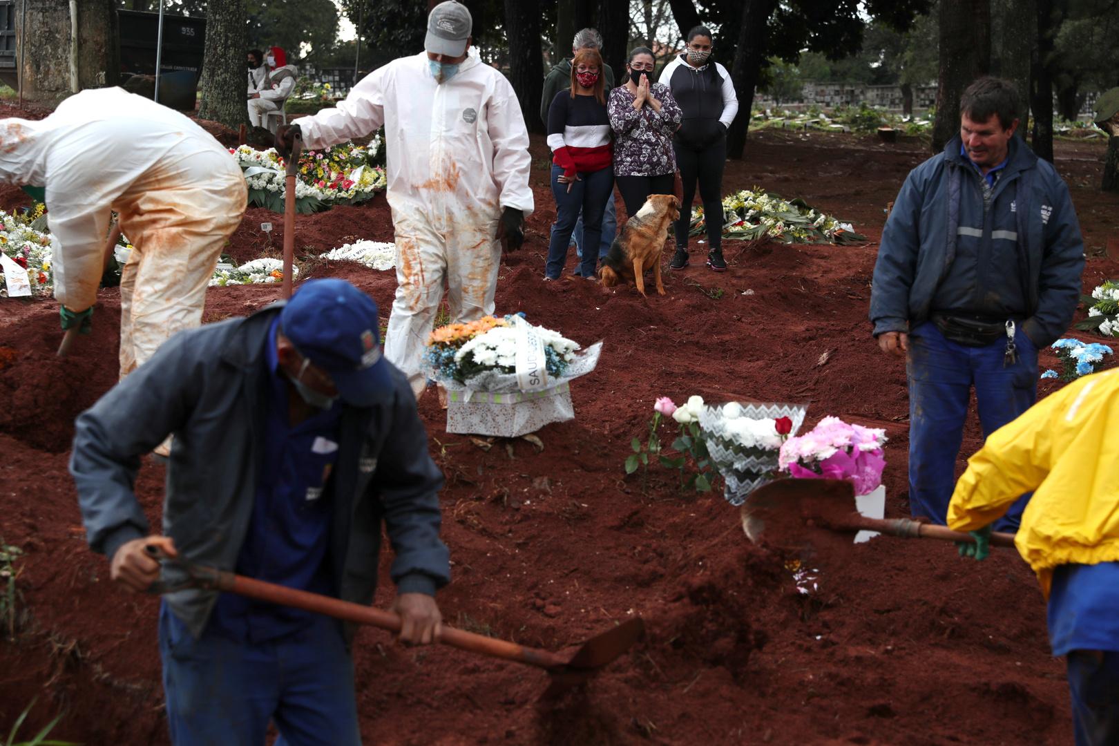 ارتفاع ضحايا كورونا إلى 510 آلاف وفاة و10.5 مليون مصاب حول العالم