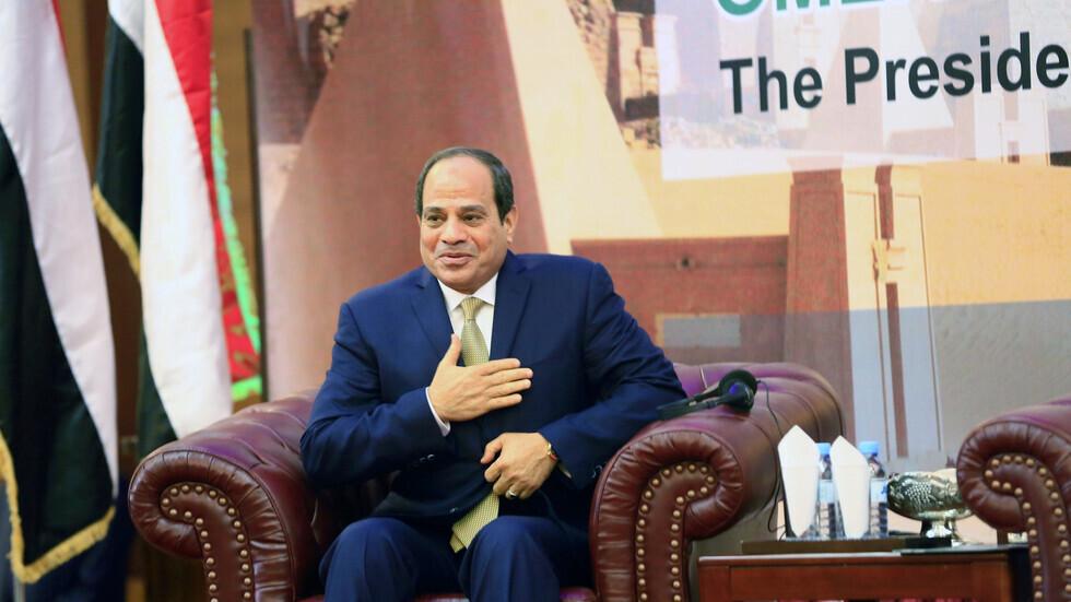 مصر تعزز الشفافية بين الدولة والمواطن بافتتاح موقع جديد لرئاسة الجمهورية (فيديو)