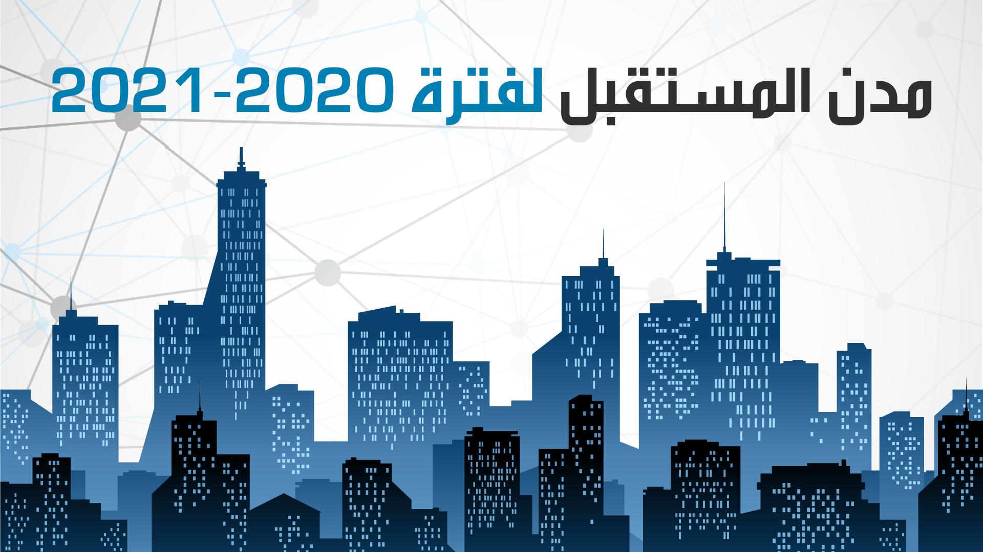 مدن المستقبل لعام 2021-2020