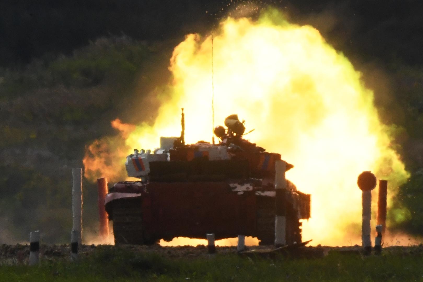 سبوتنيك: امتلاك مصر دبابات تي-90 سيحدث ثورة تكنولوجية كبيرة في الجيش المصري