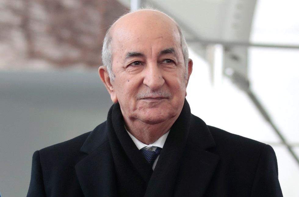 الرئيس الجزائري يعفو عن سجناء شاركوا في الاحتجاجات الشعبية