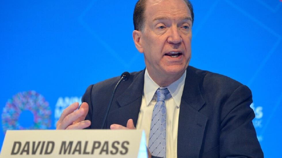 رئيس البنك الدولي: جائحة فيروس كورونا توسع فجوة عدم المساواة