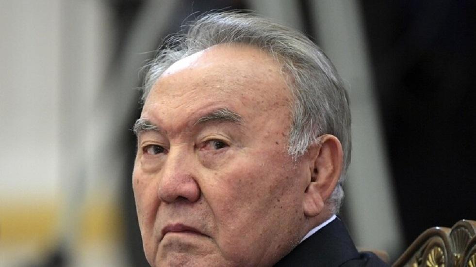 نتيجة سلبية لاختبار نور سلطان نزارباييف بخصوص كورونا