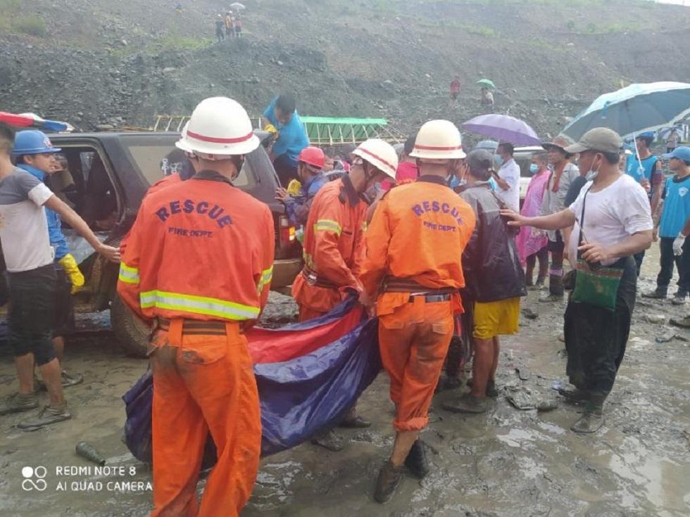 ميانمار.. أكثر من 100 قتيل في أسوأ حادثة منذ 5 سنوات