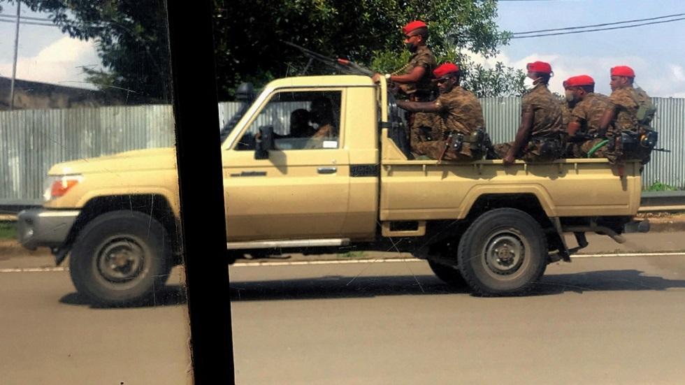 جرحى في مواجهات مع قوات الأمن تخللت جنازة مغن إثيوبي