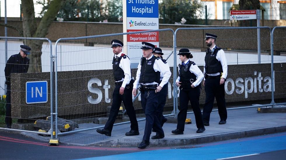 الشرطة البريطانية تقبض على مجرمين في أكبر عملية لها على الإطلاق