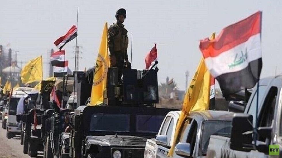 قوات الحشد الشعبي في العراق - أرشيف