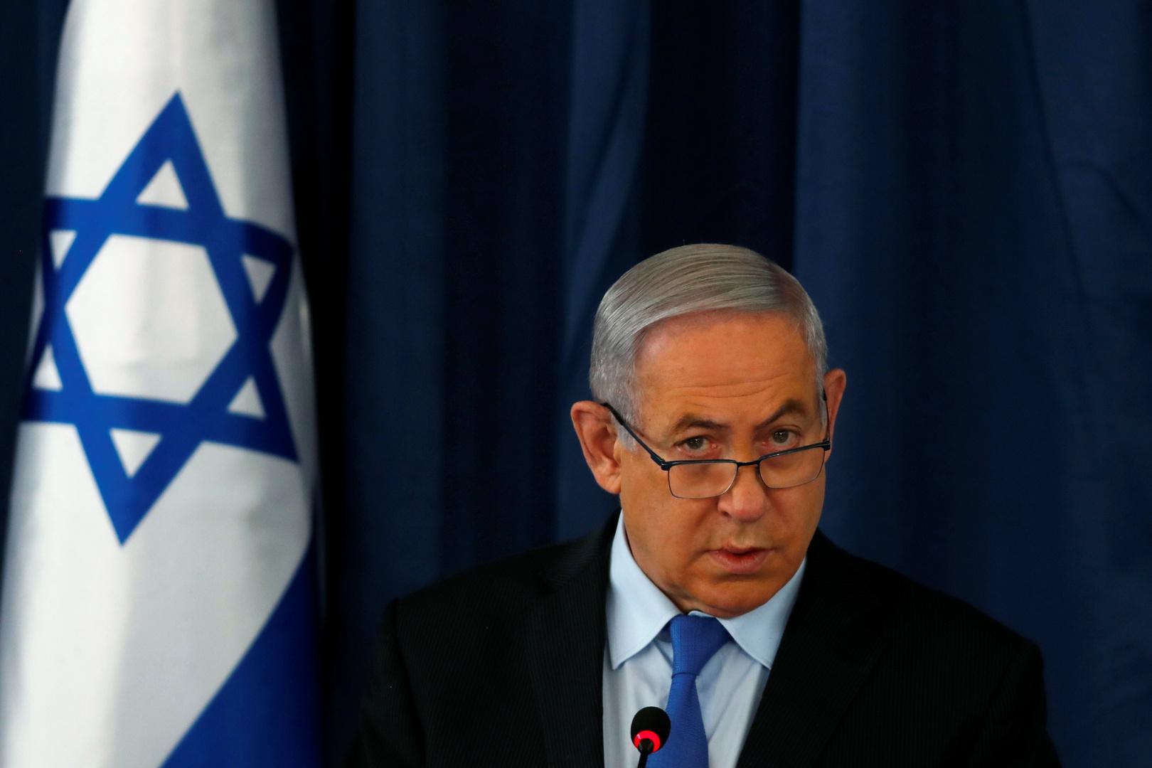 نتنياهو يهدد من يهاجم إسرائيل بـ