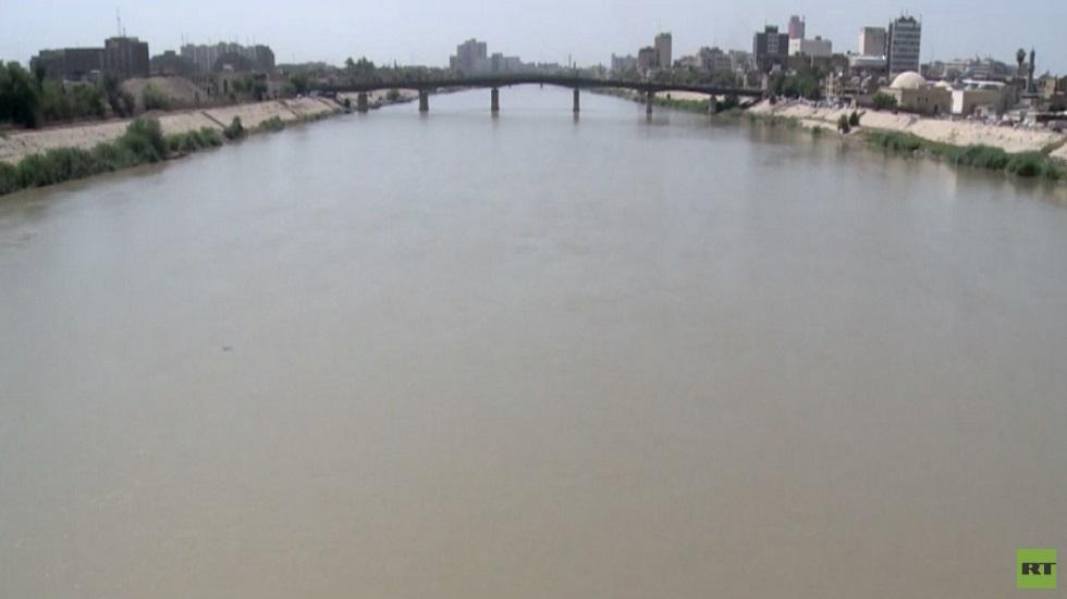 مساعي بغداد للحفاظ على حصتها من دجلة والفرات
