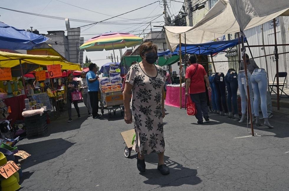 المكسيك تسجل أكبر حصيلة إصابات بكورونا منذ بدء تفشي الفيروس