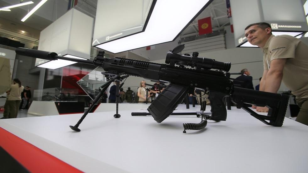 روسيا تصمم رشاشا خفيفا جديدا